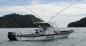 26′ Open Panga Boat Package