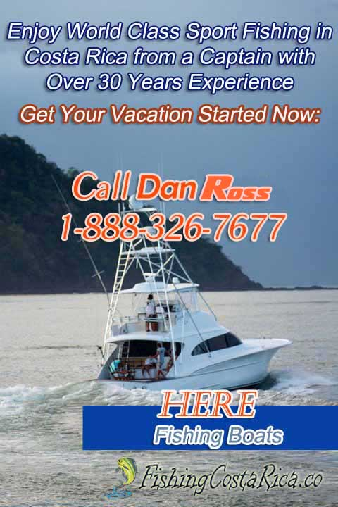 Sport fishing packages costa rica deep sea fishing for Costa rica fishing packages