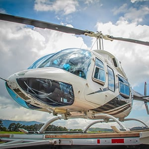 Costa Rica Helicopter Charter