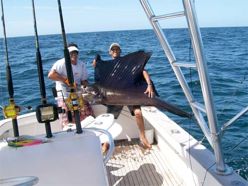 charter fishing costa rica