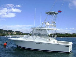 32 ft Fishing Charters