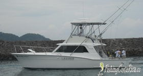 36′ Hatteras/Cabo's Package
