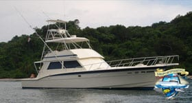 55′ Hatteras Package